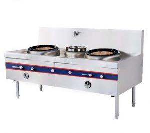 Những lưu ý an toàn khi sử dụng bếp gas công nghiệp