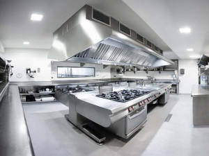 Mách bạn: Cách thiết kế bếp cho nhà hàng diện tích nhỏ