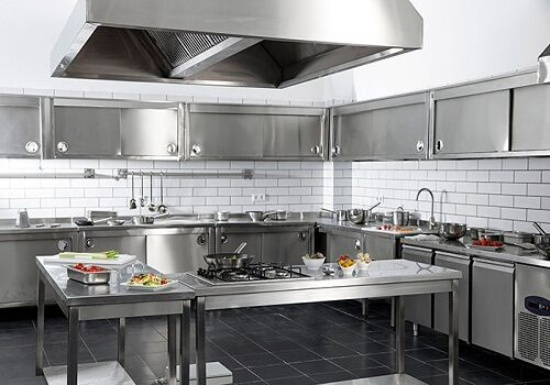 Thiết kế bếp nhà hàng phải quan tâm vấn đề gì để đảm bảo an toàn?